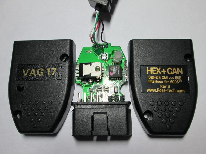 Китайский VCDS начинка
