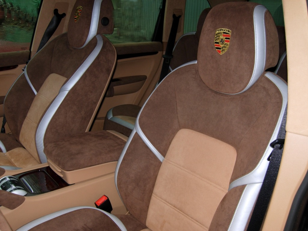 Тюнинг сидений авто своими руками