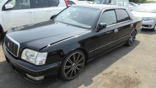 Toyota Crown Majesta | DRIVE2