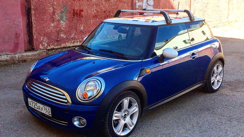 Mini Cooper миник Drive2