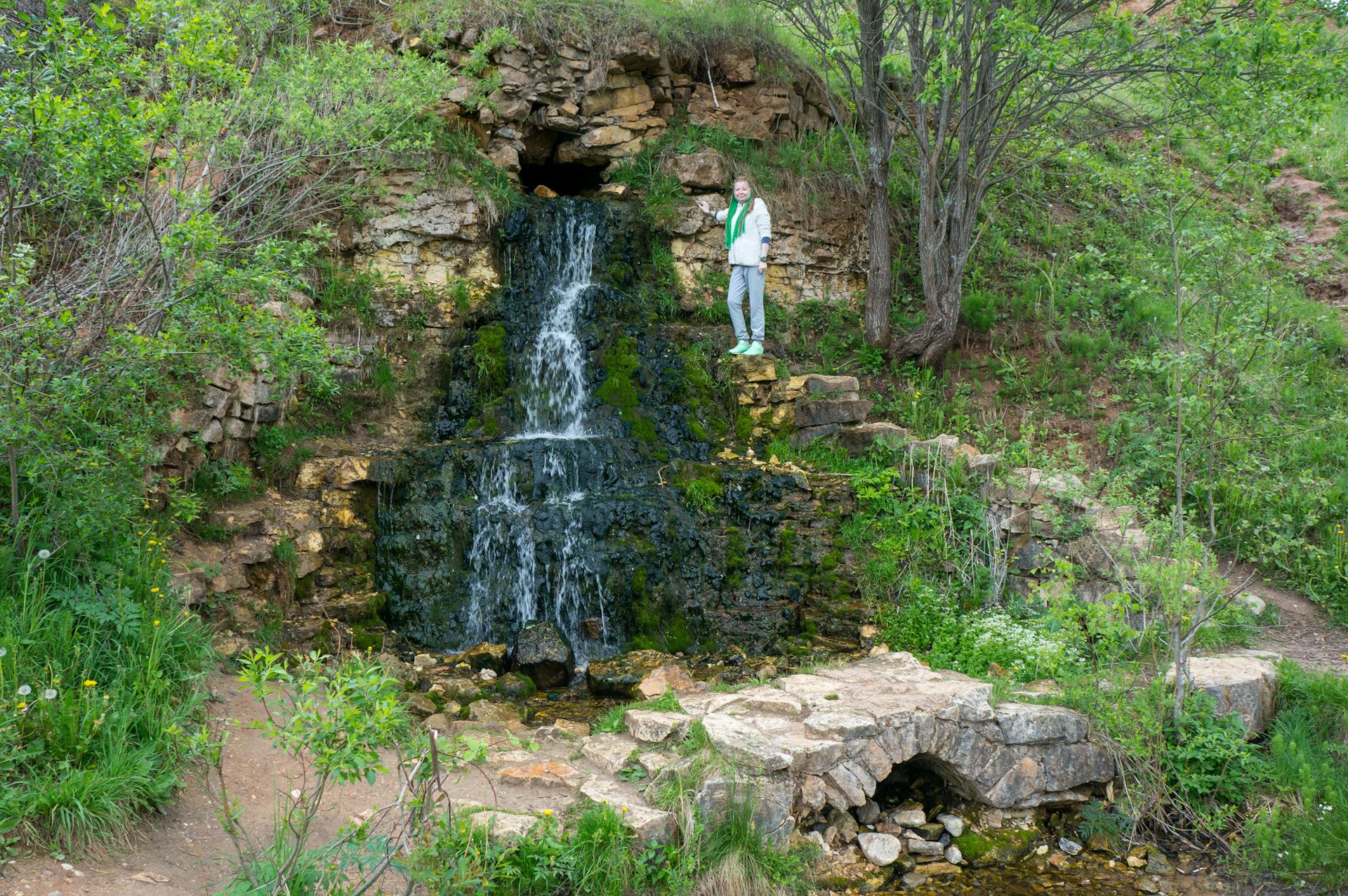 водопады в тверской области фото этом, его