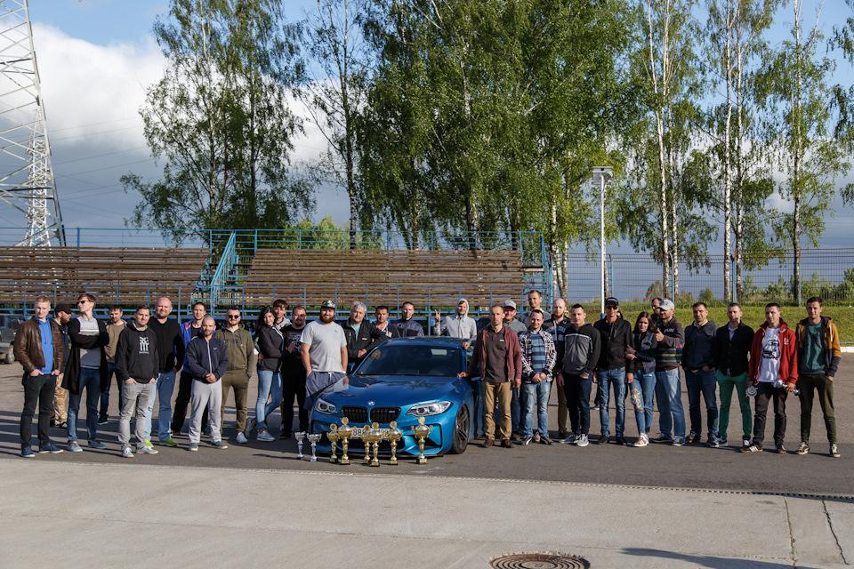 BMWCup 2018 Smolensk ring