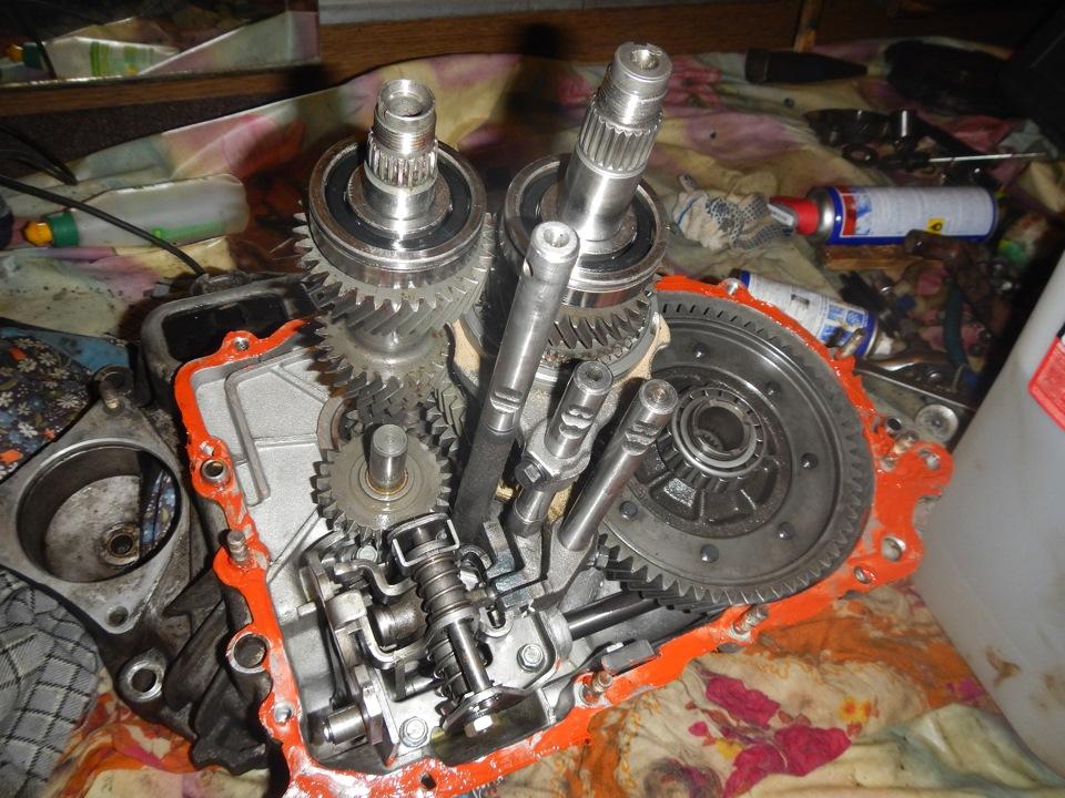 6faac3as 960 - Ремонт кпп на ваз 2109- устройство и ремонт, снятие и установка
