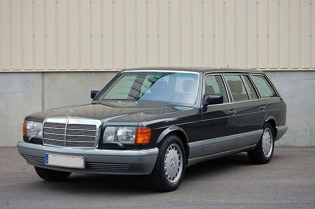 in praise of the w126 estate mercedes benz forum