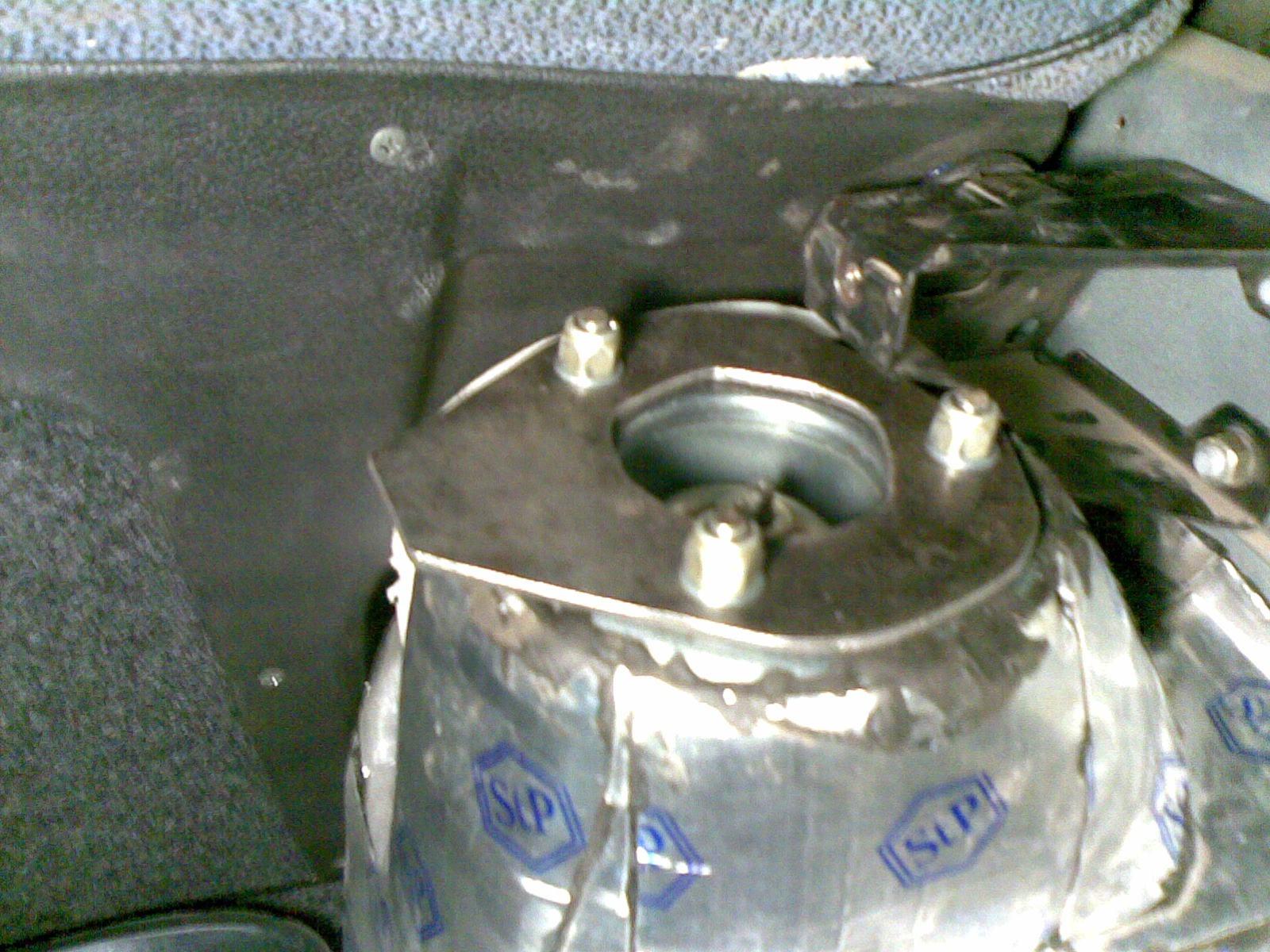 Ремонт заднего стакана ваз 2110 своими руками