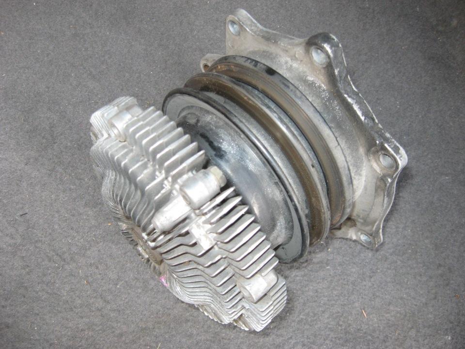 схема охлаждения двигателя td-27b nissan mistral