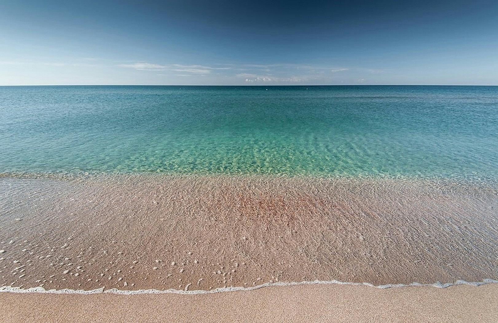 Белые пески крым фото