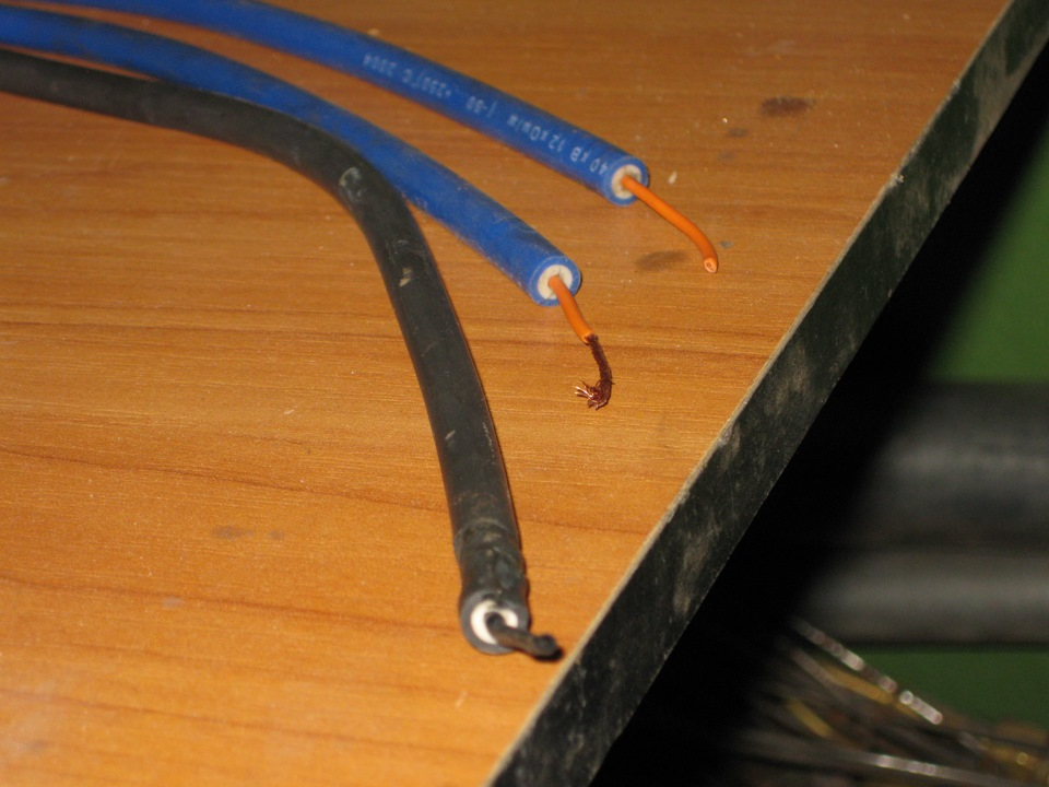 Как сделаны высоковольтные провода