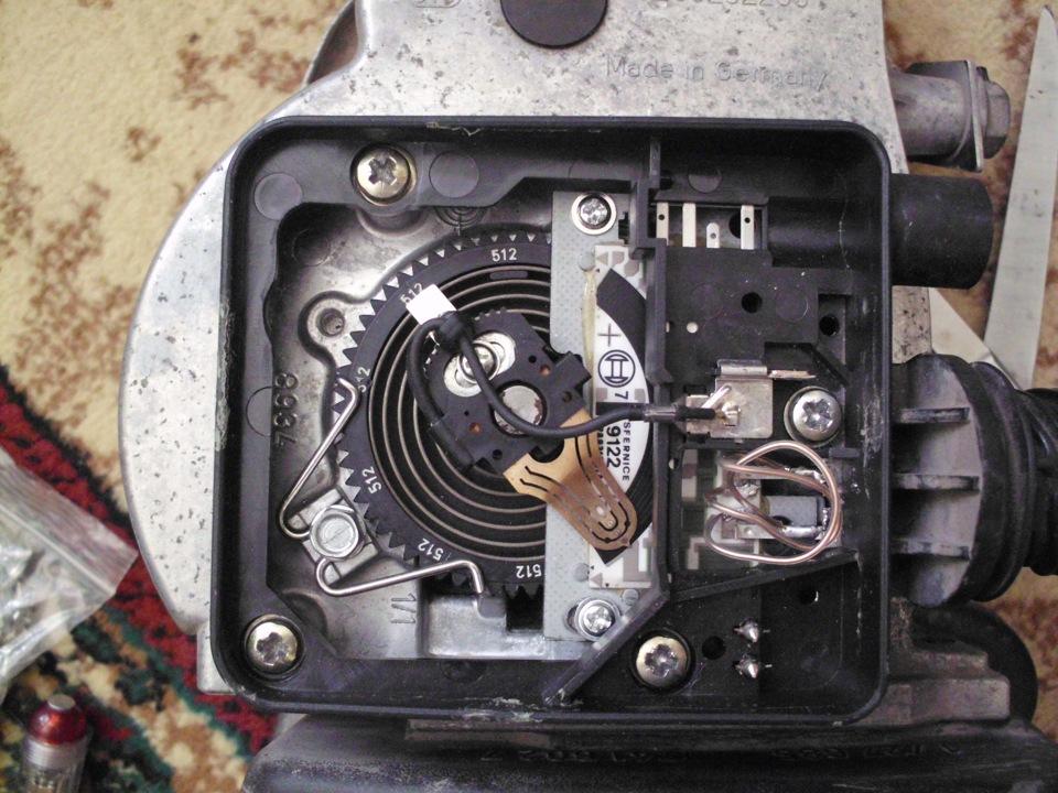 bmw e30 m10 ремонт расходомера воздуха