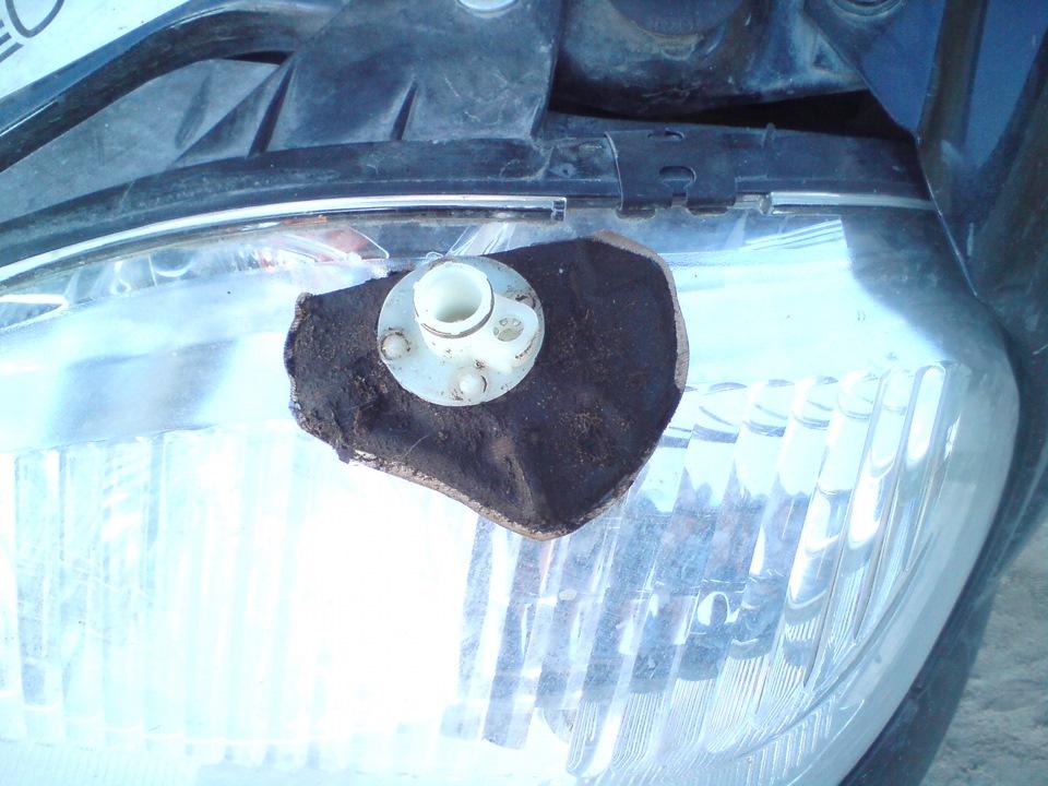 замена фильтра грубой очистки топлива chevrolet niva