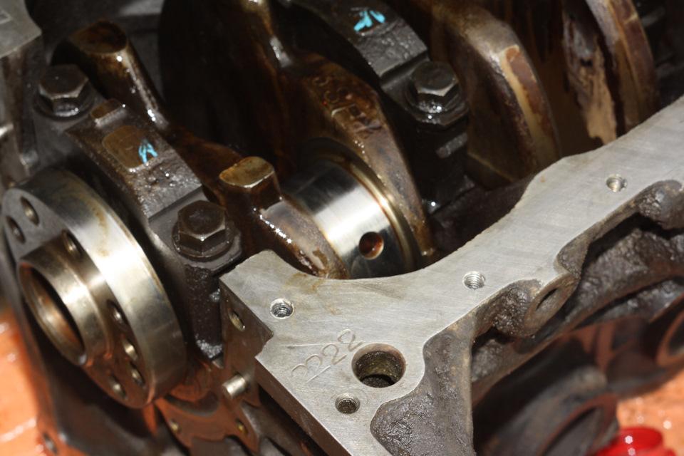 Ремонт двигателя 4s fe