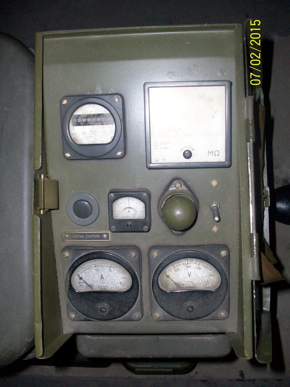 электростанция аб 4-0-230-м1 схема электрическая