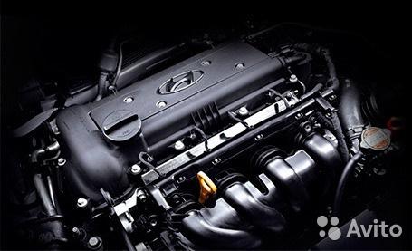 Двигатель G4FD - Глобал Авто