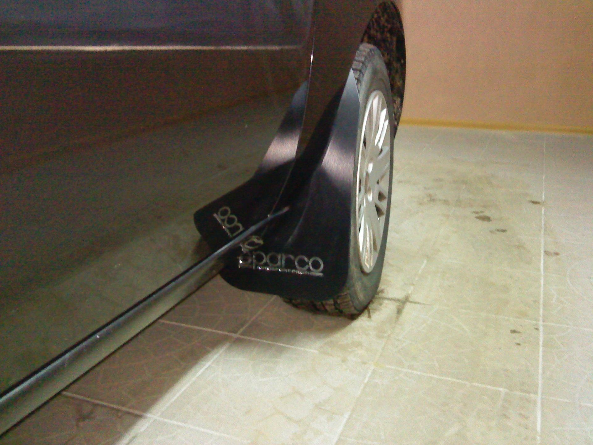 Установка брызговиков на форд фокус 1 10 фотография