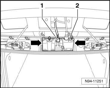 Fantastic Diy Installing Oem Rear View Camera First Part Volkswagen Golf Wiring 101 Cranwise Assnl