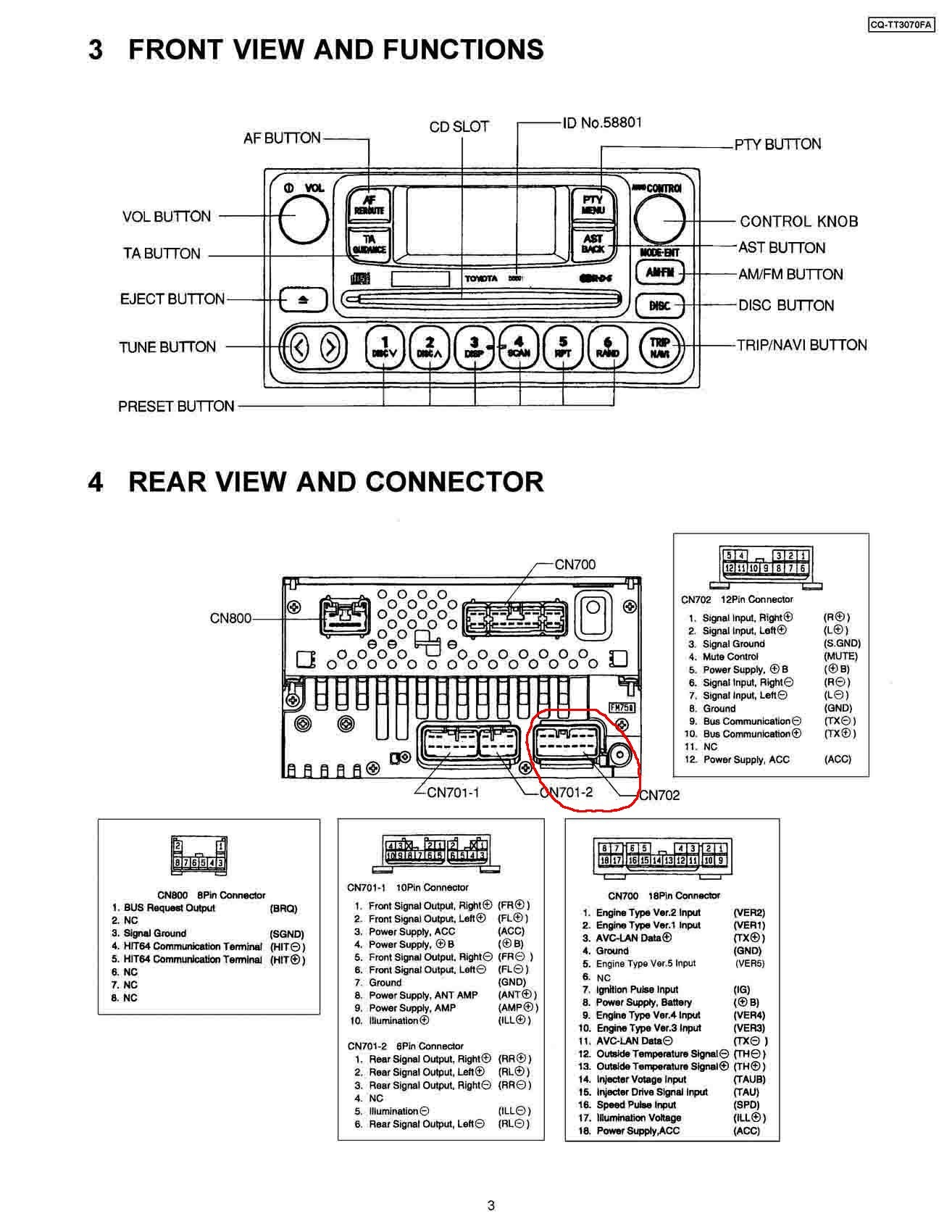 TOYOTA Car Radio Wiring Connector also Honda Car Radios in addition Honda Civic 2014 Wiring Diagram moreover TOYOTA Car Radio Wiring Connector in addition Toyota Car Stereo Wiring Diagram. on toyota lexus 86120 wiring diagram