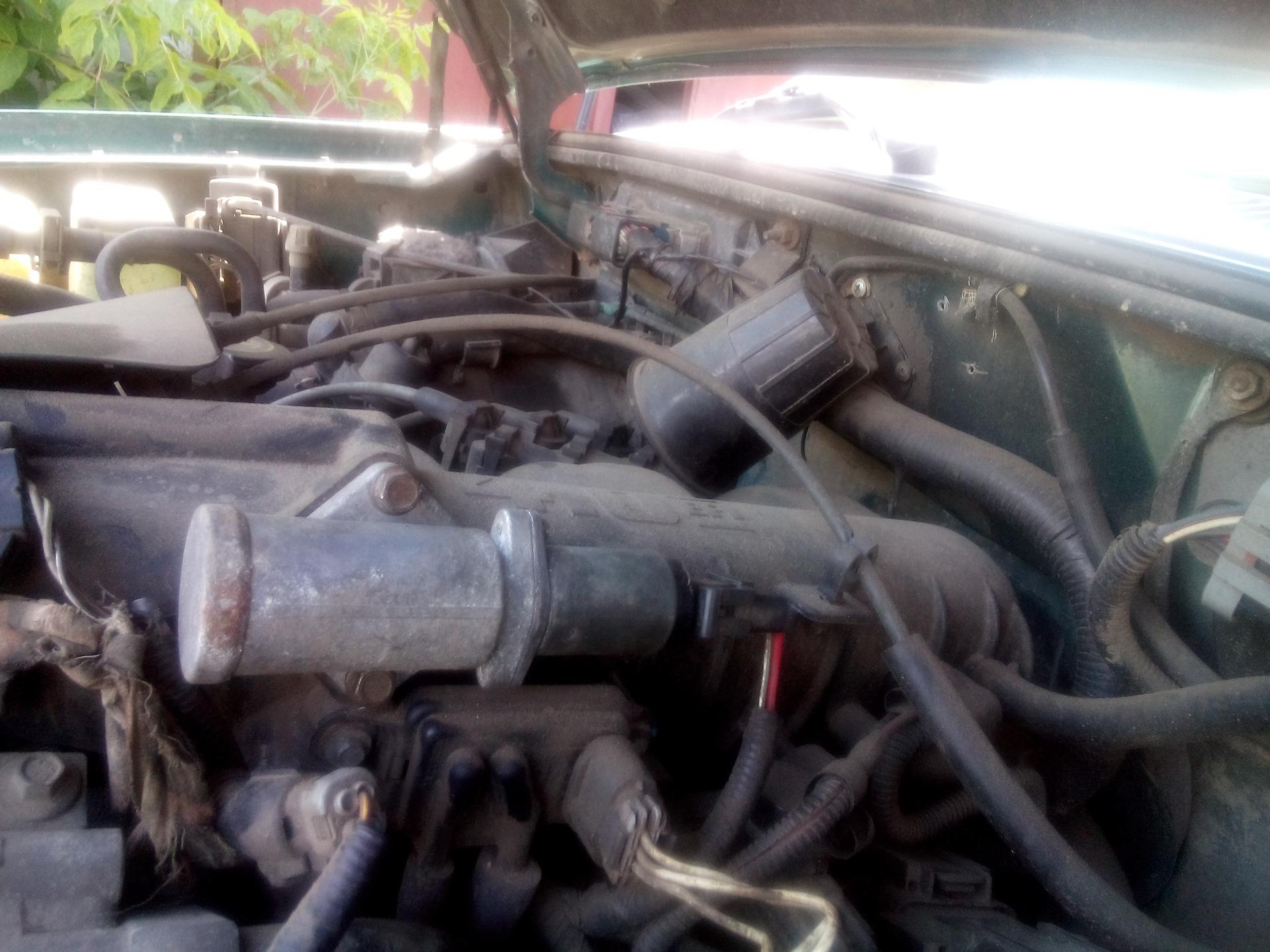 Форд эксплорер 2 глохнет на холодную