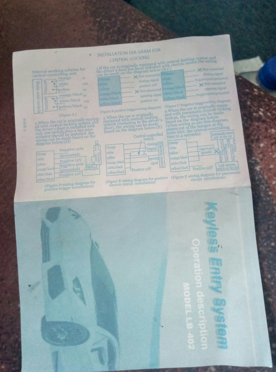 Logbook Nissan Almera Angry Bird 1998 On Drive2 Central Locking Wiring Diagram N15 98