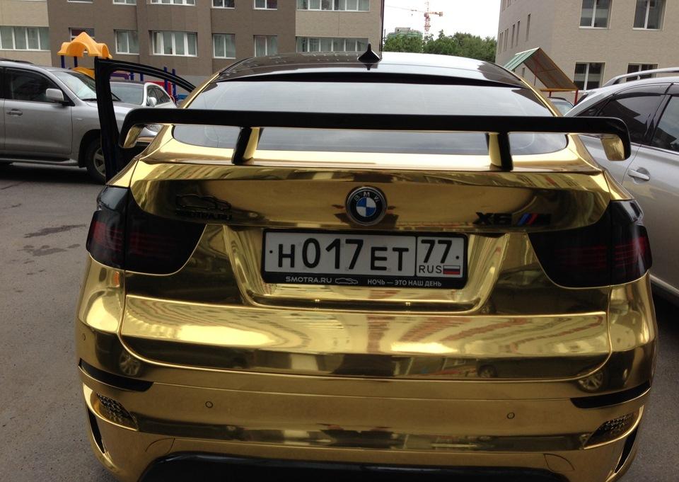 bmw x6m казань золотой