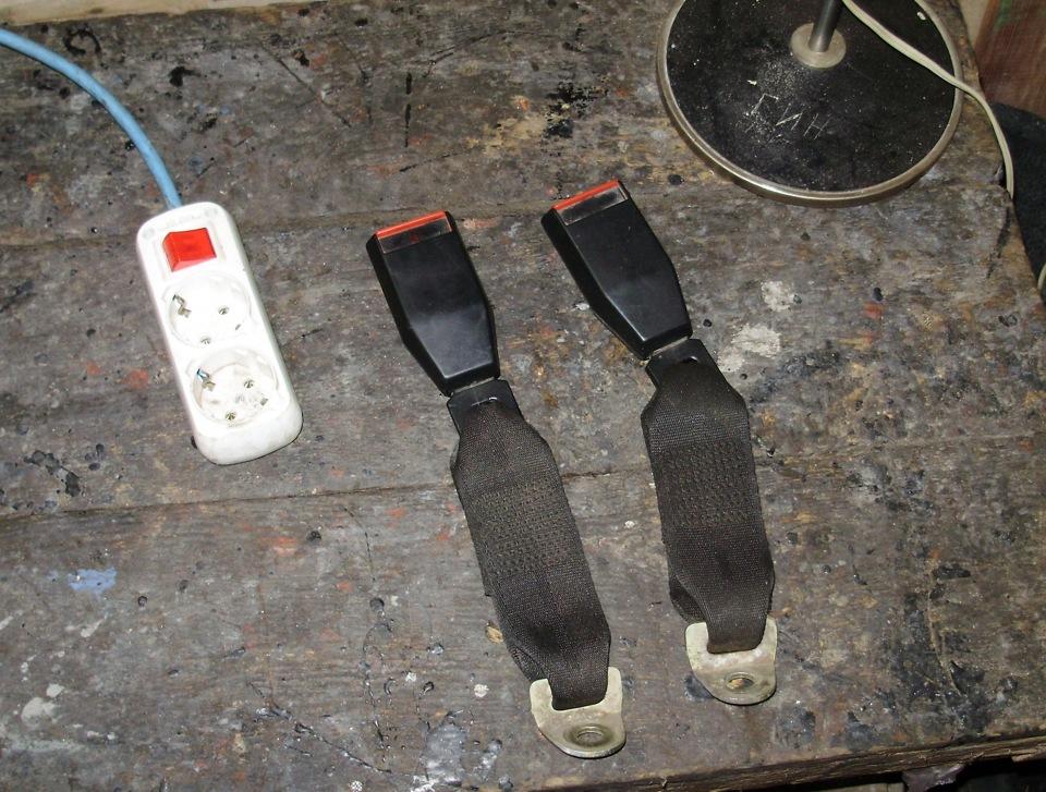 ремень безопасности 2108-09