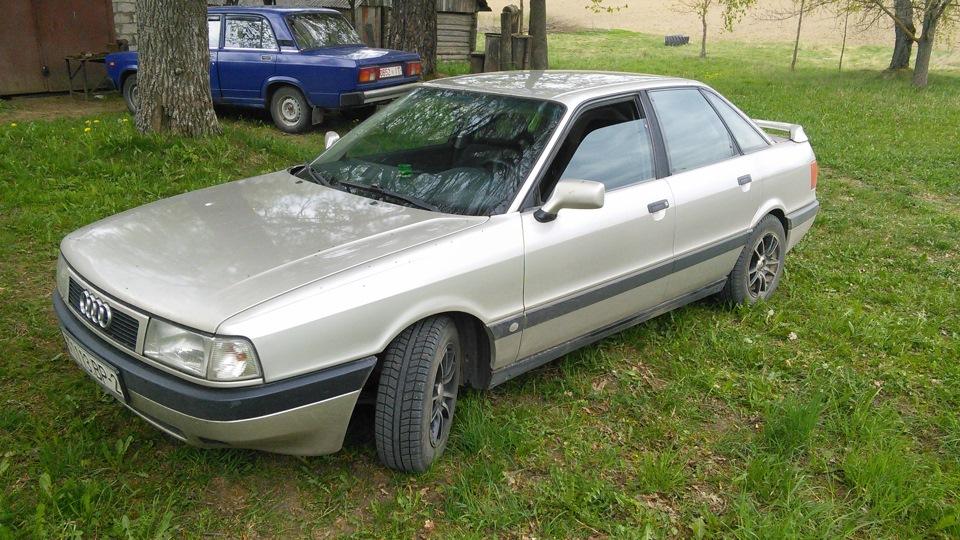 AUTO.RIA – Продам Ауди 80 1987 : 1700$, Киев