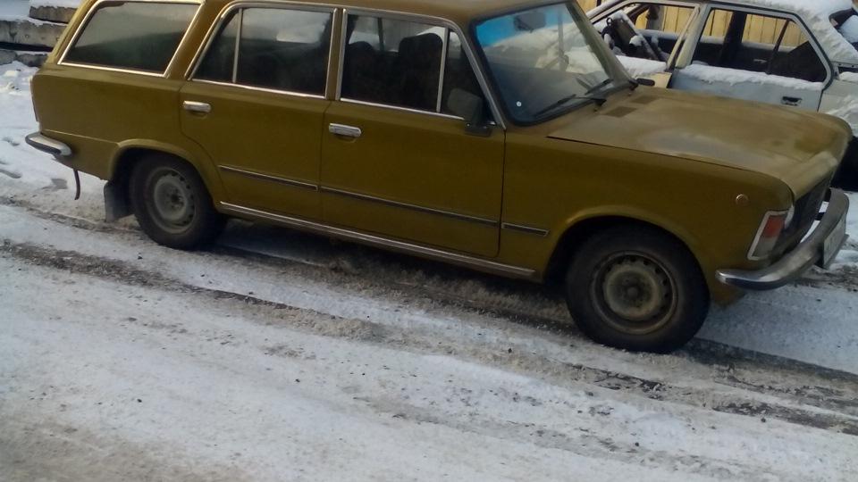 фиат-125 универсал