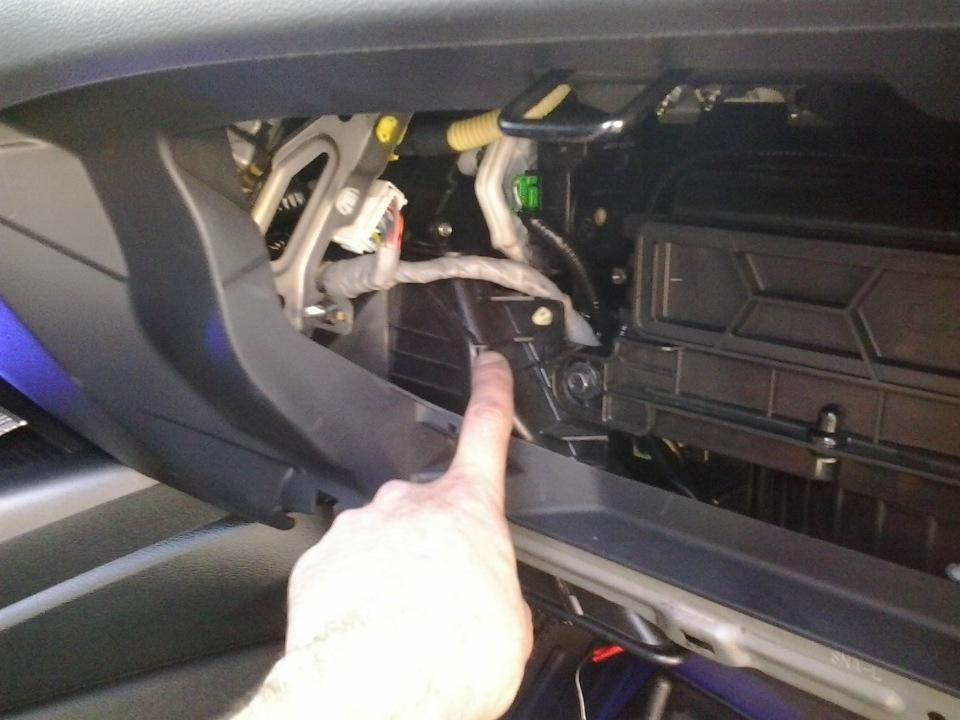 Очистка испарителя автокондиционера своими руками на хонда цивик es3