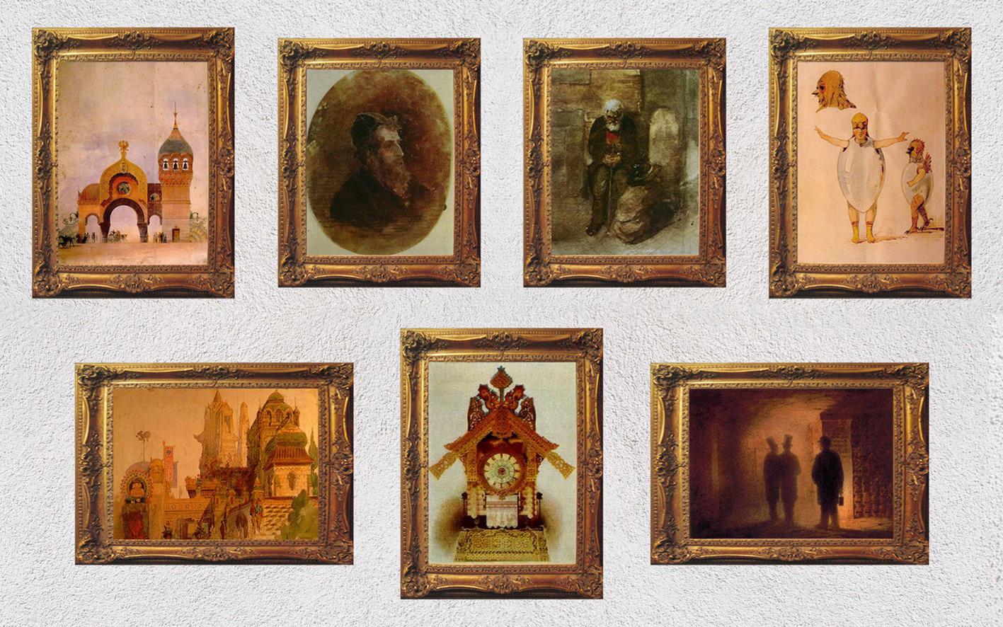 Интересные факты картинки с выставки