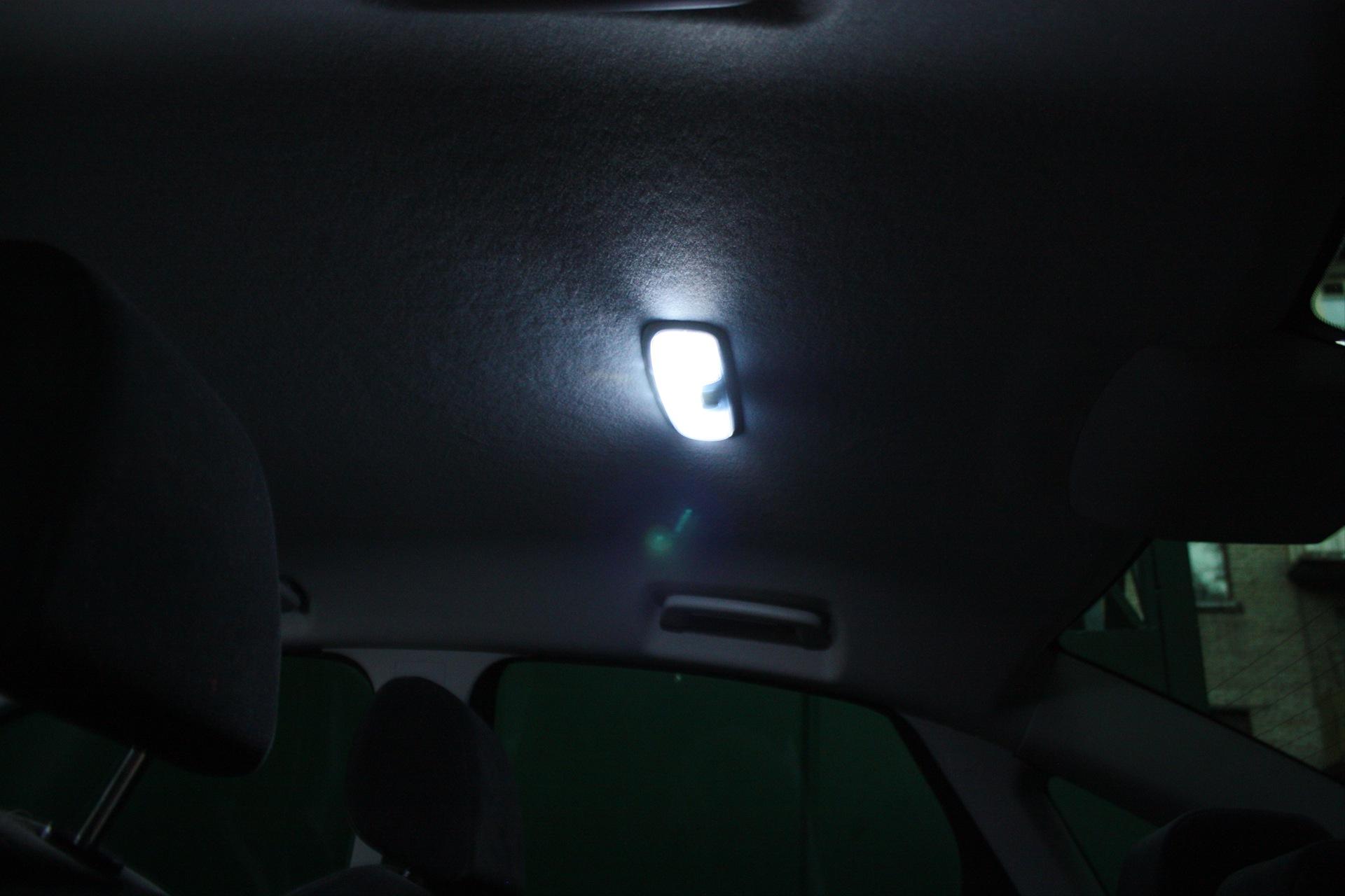 Подсветка в зеркала форд фокус 2 своими руками