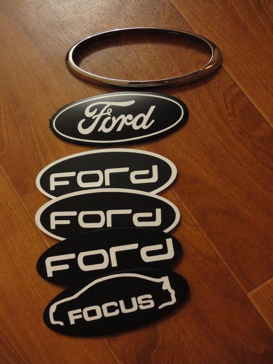 Эмблема форд с макс 24 фотография