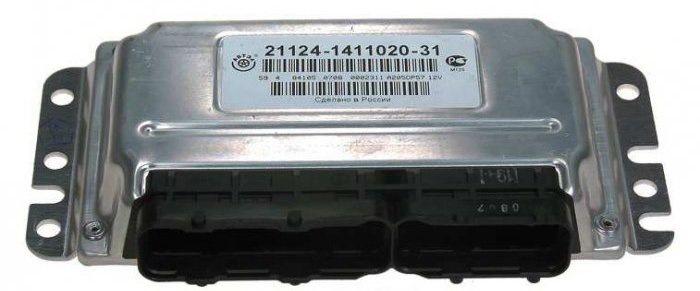 Прошивка на Ваз 21124 16 Клапанов