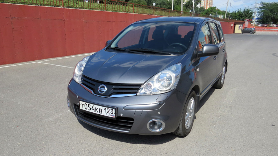 nissan note 1.6 ат luxury