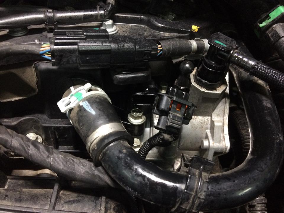 Датчик положения распредвала — Ford Kuga, 1 6 л , 2014 года