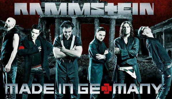 Rammstein Концерт В Москве Скачать