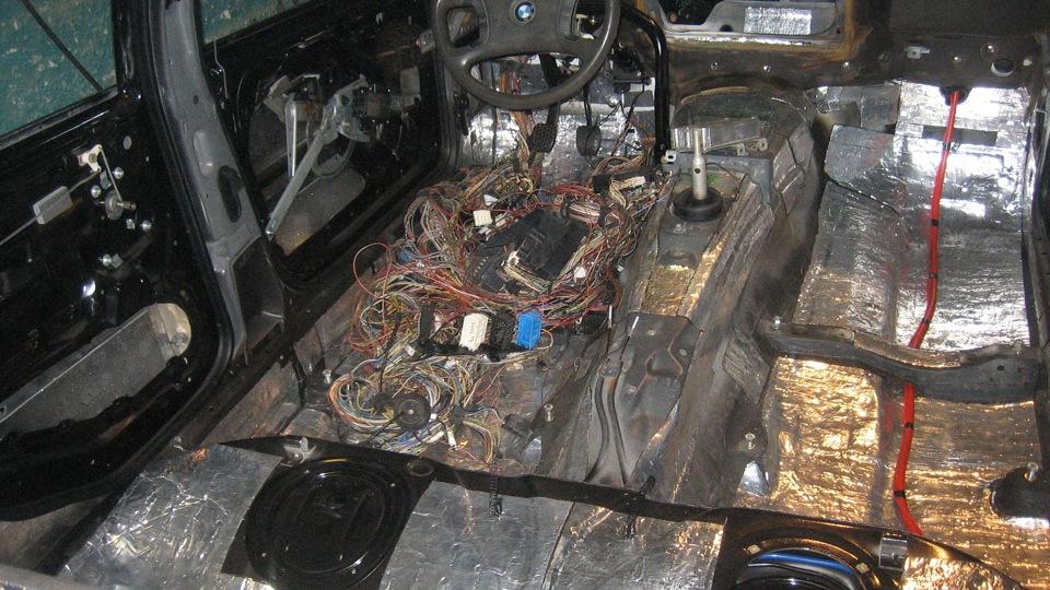 BMW 3 series Е36 325 М50 2,5L
