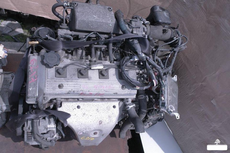 7k-e - бензиновый двигатель объемом литра и мощностью 82 л.с.