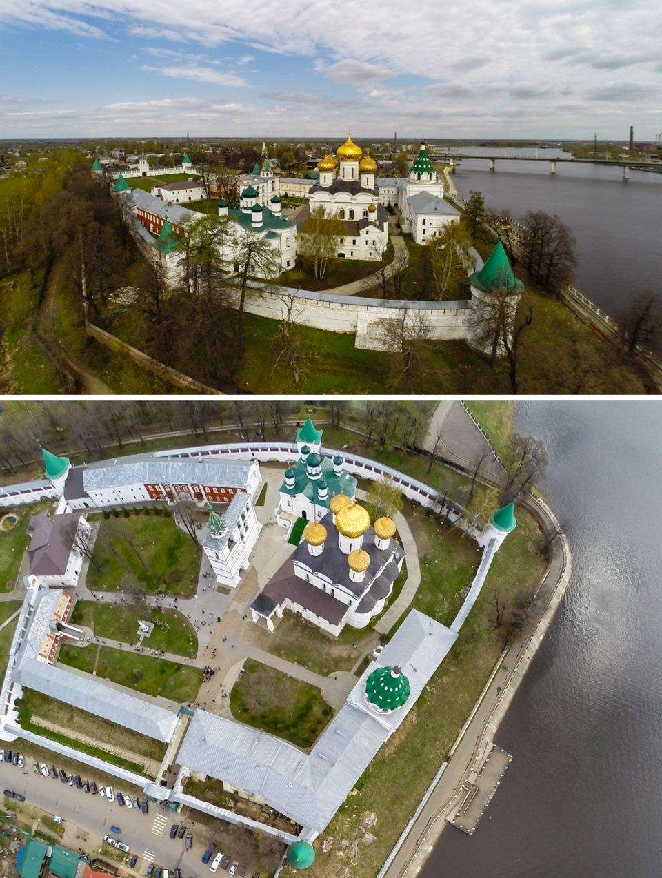 Вид ярославля сверху видео фото 131-630