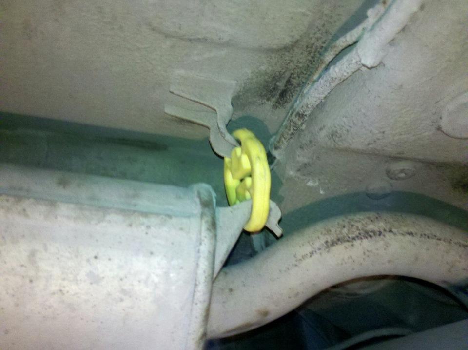 Фото №9 - ремонт глушителя ВАЗ 2110 своими руками