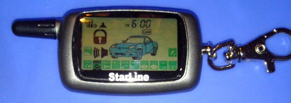 Инструкция по применению сигнализации starline а9