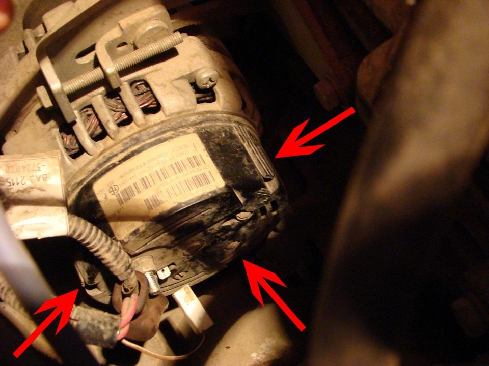 71ac38s 960 - Трехуровневый регулятор напряжения на генератор