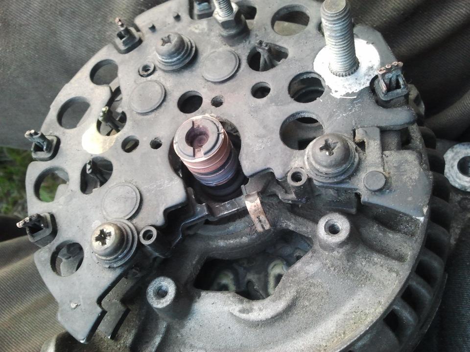 Ремонт генератора ауди а6 Замена сальника распредвала шевроле каптива