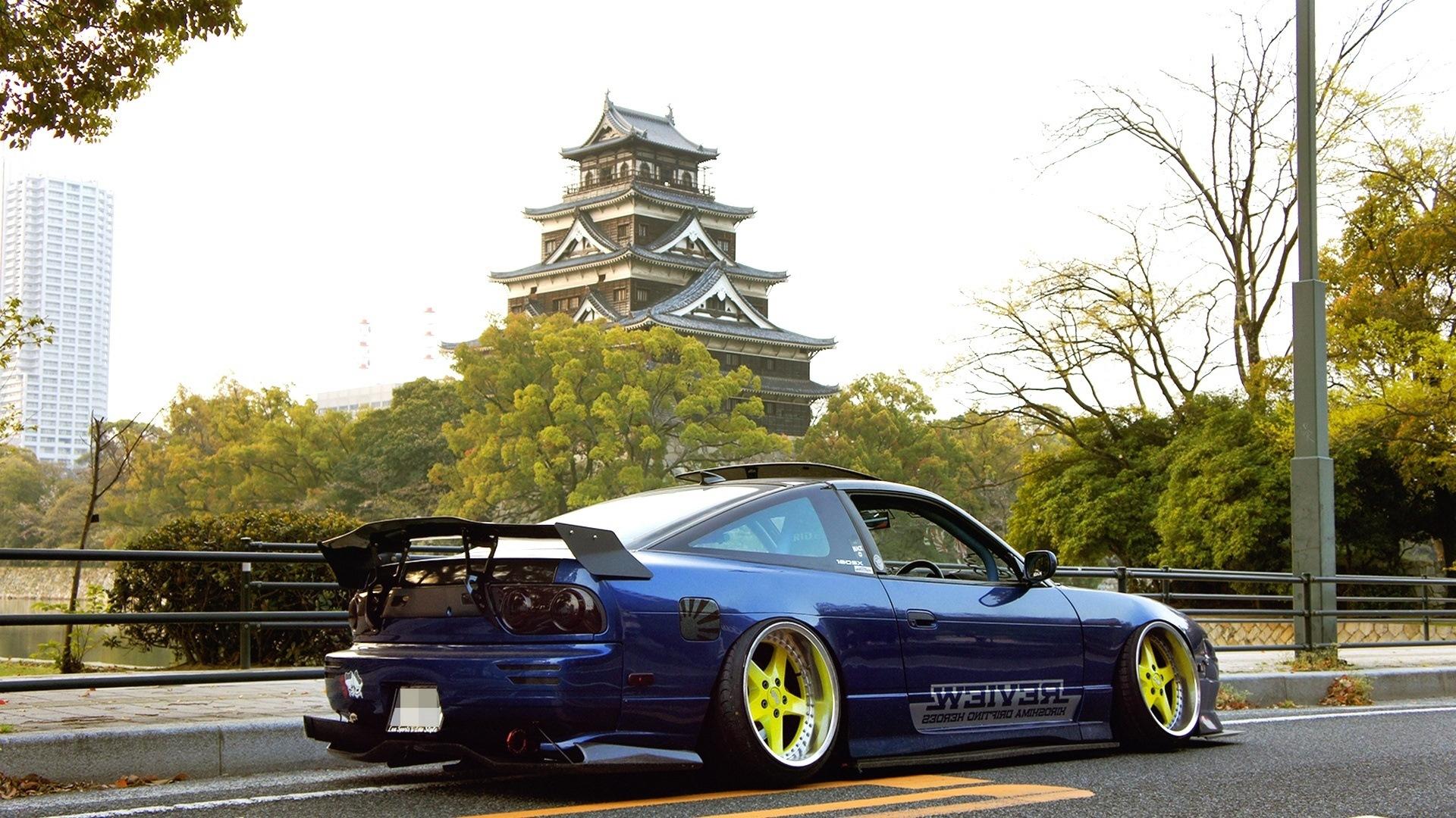 красивые фото японских машин