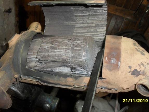 Ремонт катализатора на калине