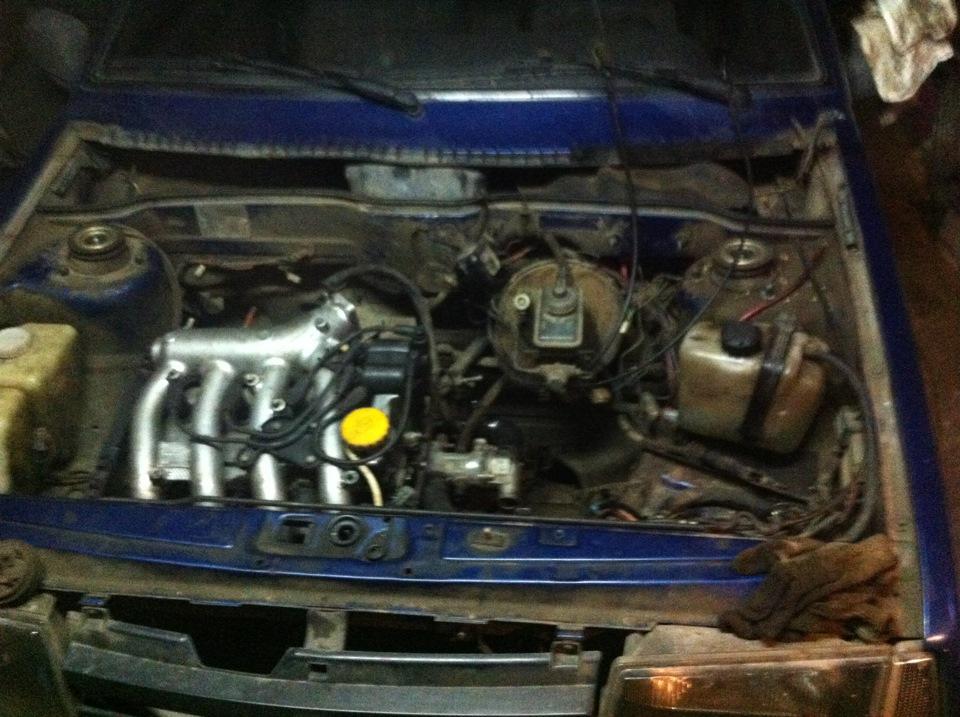Фото №3 - шум в двигателе ВАЗ 2110