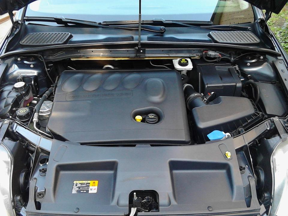 попал воздух в топливную систему ford mondeo