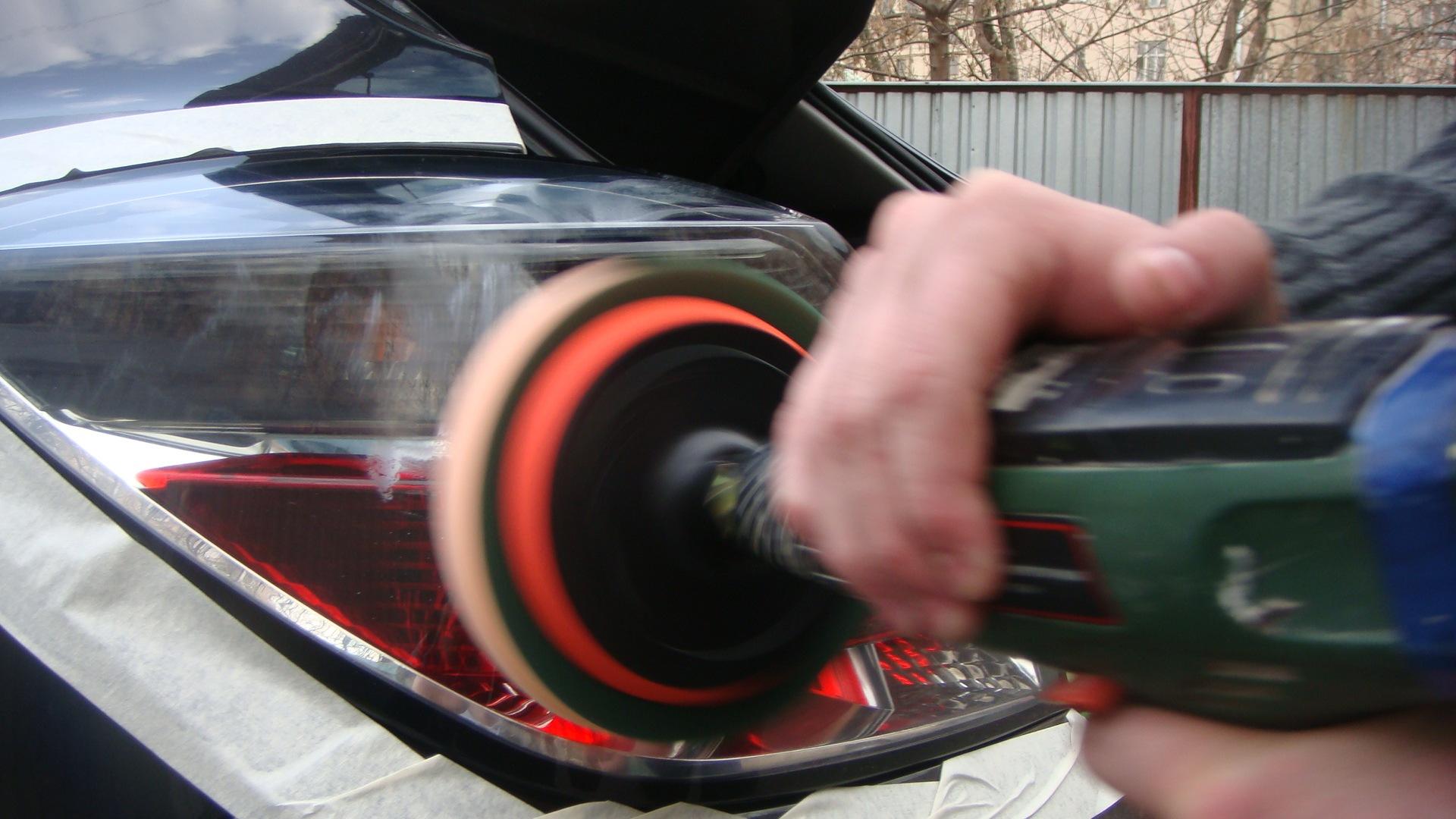 диск для полировки автомобиля на дрель купить