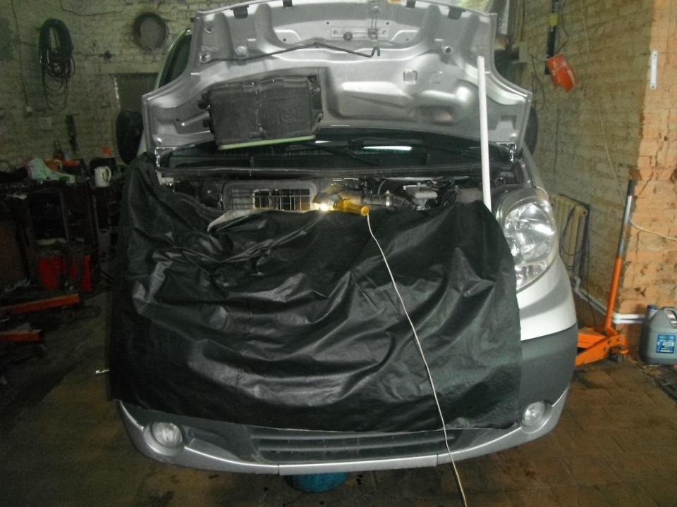 механический автомобиля ремонт
