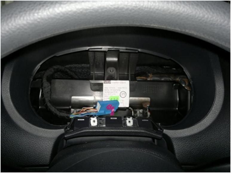 Установка сигнализации с автозапуском на поло седан