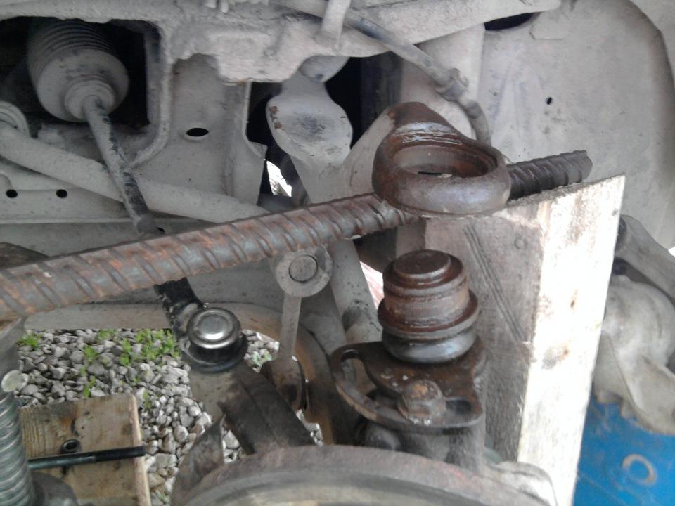 Замена сайлентблока верхнего рычага транспортер комбинация приборов на т5 транспортер