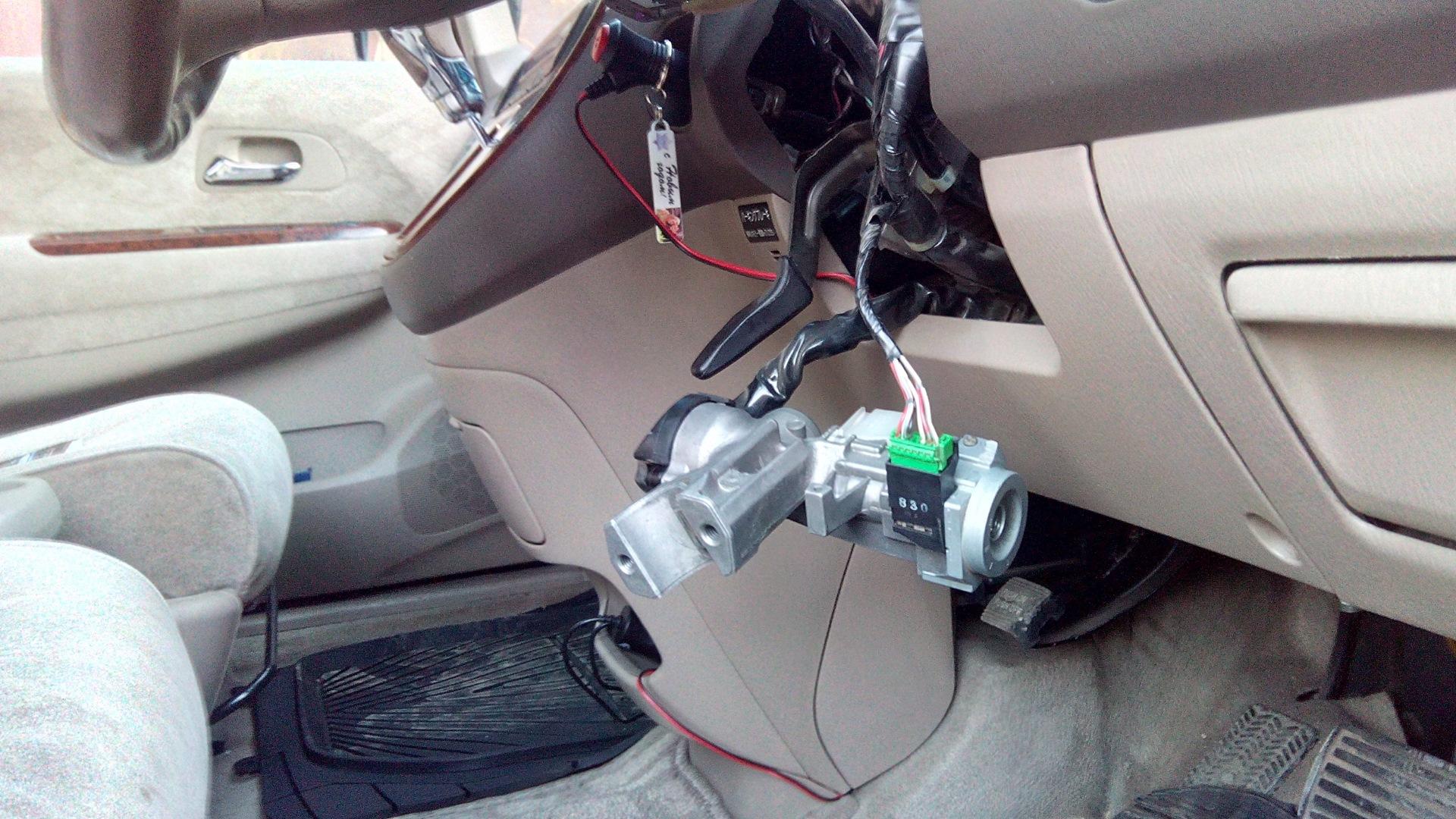 Своими руками ремонт хонда одиссей
